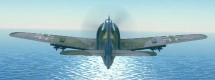 Fw190F8 back