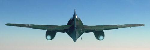 Me262A1a back