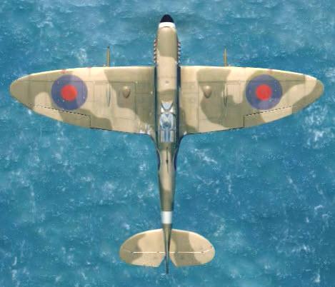 SpitfireMkIX top
