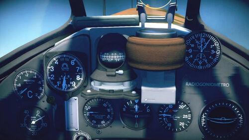 MC202 cokpit top