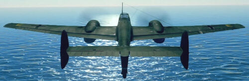 Bf110C4 back