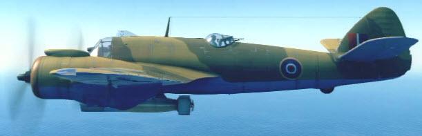 BeaufighterMkVIc left