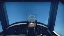 Bf109F4 cokpit sight