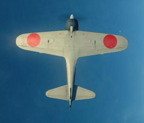A6M5 bottom