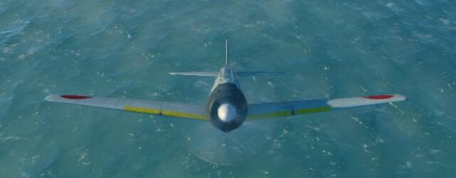 A6M3 front