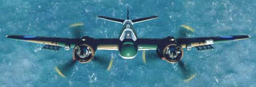 BeaufighterMk21 front