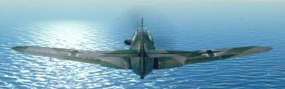 Bf109F4 back