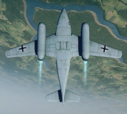 Me262A1a bottom