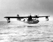300px-PBY Catalina landing
