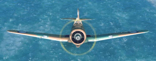 Wirraway front