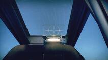 Fw190A5 cokpit sight