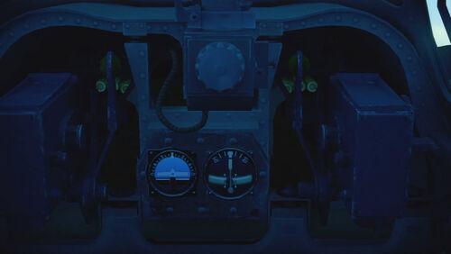 A6M5 cokpit top