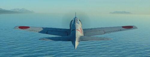 A6M3 back