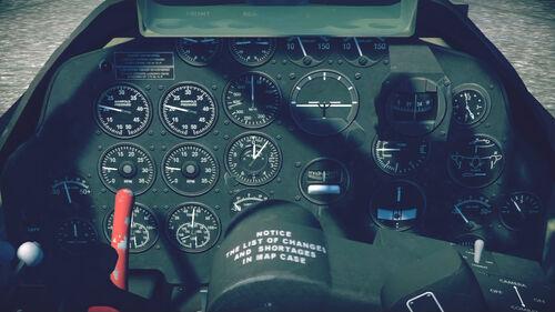 P38G cokpit up