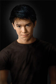 Seth clearwater eclipse promo photo