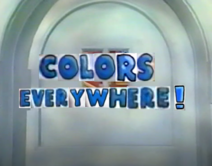4x06 - Colors Everywhere Title Card