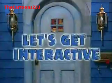 Let's Get Interactive Title Card