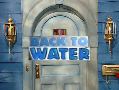 3x04 - Back to Water Title Card