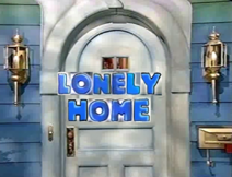 3x29 - Lonely Home Title Card