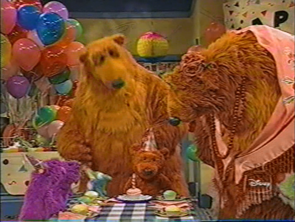 Image - YouNeverKnow.png | Bear in the Big Blue House Wikia ...