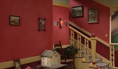 Upstairs Hallway-Season6Version