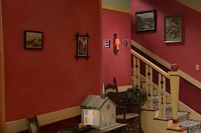 Upstairs Hallway-Season7and8Version