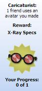 X ray specs