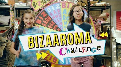 BizaAroma Bizaardvark Disney Channel