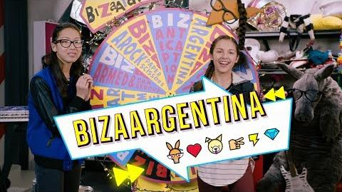 BizaArgentina Bizaardvark Disney Channel