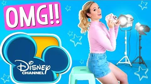 "I'M GOING TO BE ON DISNEY CHANNEL!??! Alisha Marie confirms the filming ""Dr"