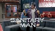 Sanitary Man