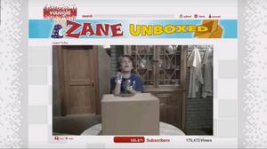 Zane Unboxed
