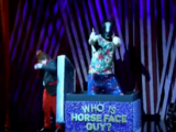 Who is Horse Face Guy?