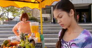 The Comeback Song; Paige at Judy's Juice Cart