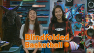 Blindfolded Basketball