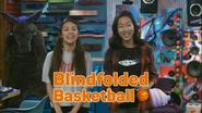 Blindfolded Basketball
