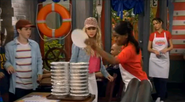 Amelia Sees Pancakes