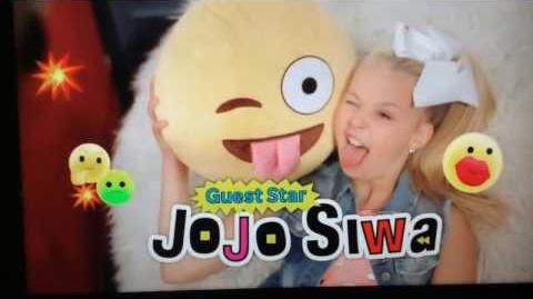 Bizaardvark - Bizaardvark vs. Vicky Hot Head Fuego - Guest Star JoJo Siwa! - Promo