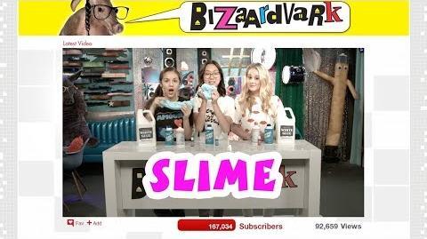 SLIME DIY Bizaardvark