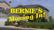 Bernies Moving In!