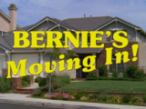 Bernie Moves Out