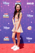 Madison Hu 2016 Radio Disney Music Awards ycSxk1itdpTl