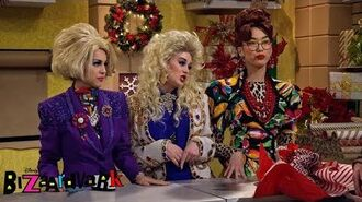 Holiday Shopping Bizaardvark Disney Channel