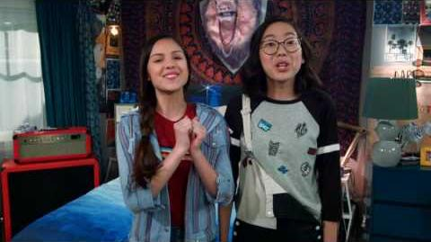 Season 2 Tease Bizaardvark Disney Channel