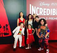Incredibles II Premiere