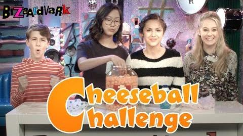 Cheese Ball Challenge Bizaardvark Disney Channel
