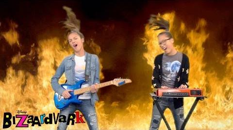 The Pyro Song - Bizaardvark - Disney Channel