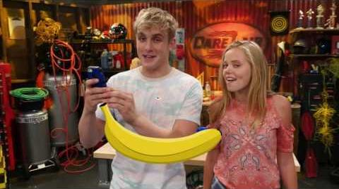 Banana Split DARE ME BRO! Disney Channel