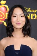 Madison-Hu - at- Descendants-2-Premiere-in-Los-Angeles