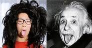 Frankie Wong vs Albert Einstein
